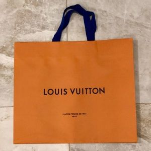 Large Louis Vuitton Shopping Bag